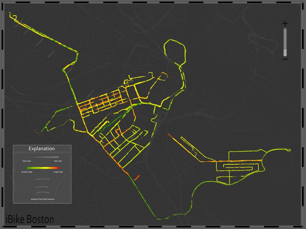 003_iBike Color Map