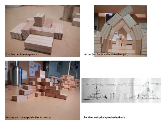 Model layouts