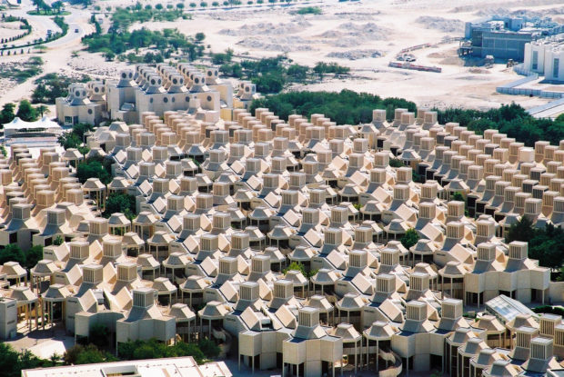 Qatar University Campus, Photo courtesy of the architect, Source: Aga Khan Trust for Culture